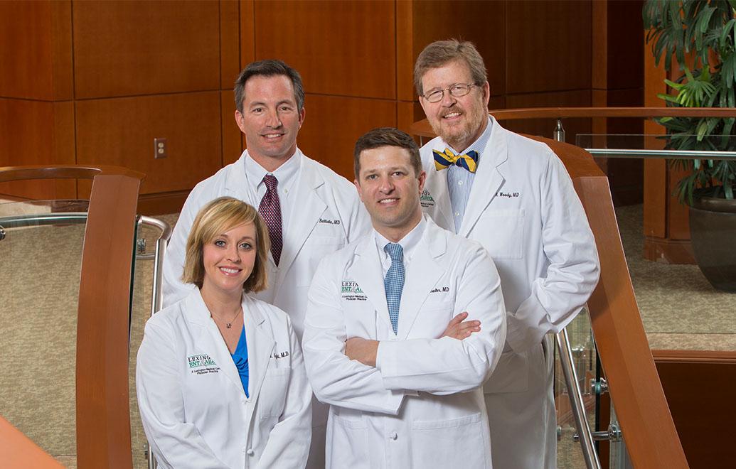 Lexington ENT and Allergy Team